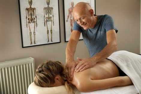 DV Massage Slagelse Dannie Vinderslev massør